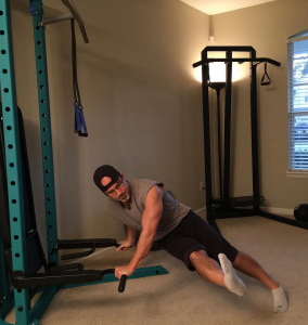 LIIT Midsection Mastery on SCULPTABOD Genius Home Gym