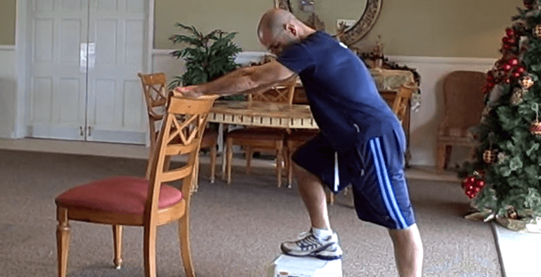 Easy Bodyweight Cardio Stealth Stepping
