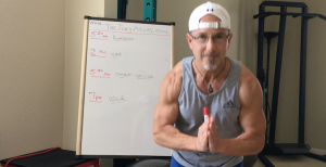 Daily Fitness Routine Summary from Joey Atlas April 1 2017