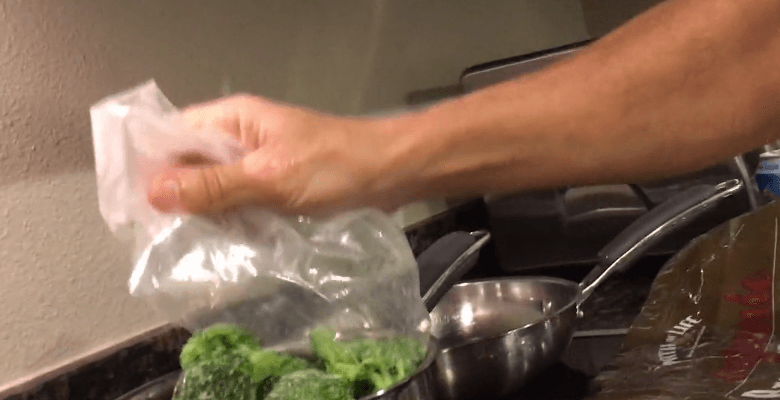 Frozen Broccoli Quick Steam Recipe Video