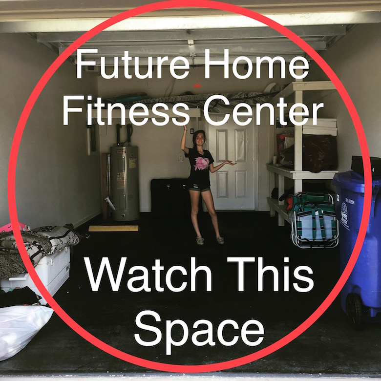 Home Gym Design and set-up in Garage preview photo