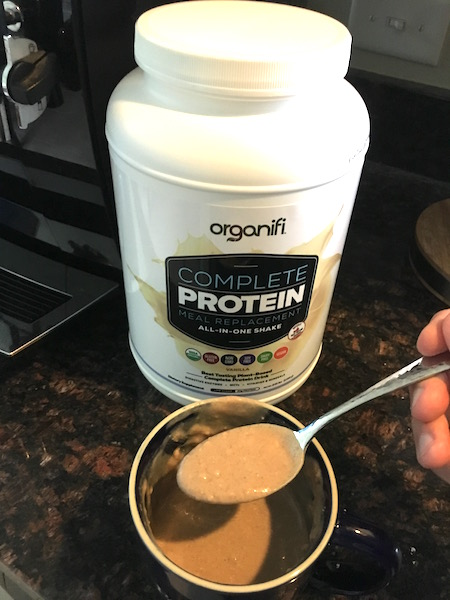 Complete Plant Protein Powder All-In-One