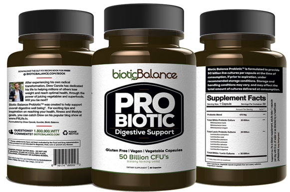 All natural Probiotic