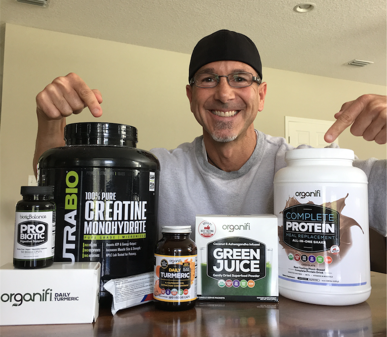The Nutrition Supplements I Use Daily