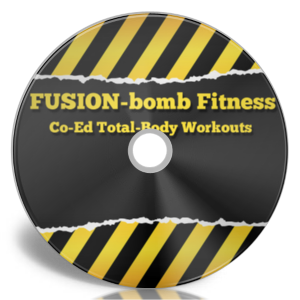 Co-ed Fusion Bomb Fitness DVDs