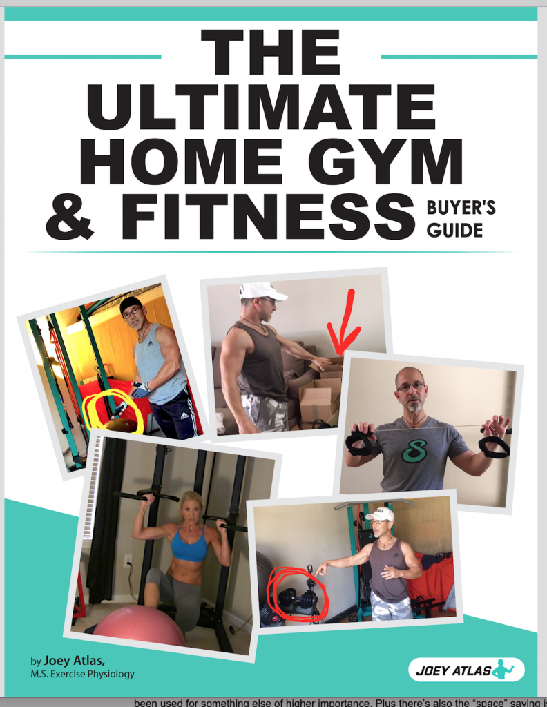 FREE Home Gym Buyers Guide
