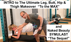 "Client Laura Kicks Off ULBHTM ""To the MAX"" & Naked Beauty SYMULAST ""The Sequel"""