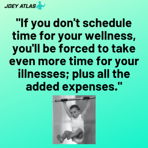 joey atlas quotes on health fitness wellness longevity
