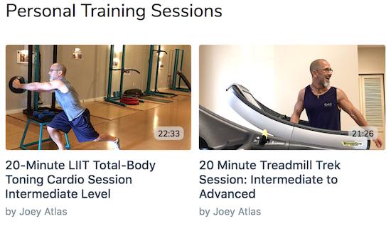 ATLAS SCULPTAFIT Fitness, Nutrition and Personal Training Videos On Demand