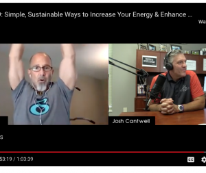 How to Increase Your Energy, Improve Your Health and Strengthen Your Well-Being