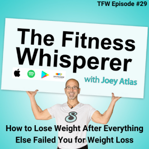 How to Lose Weight After All Else Has Failed You for Permanent Weight Loss