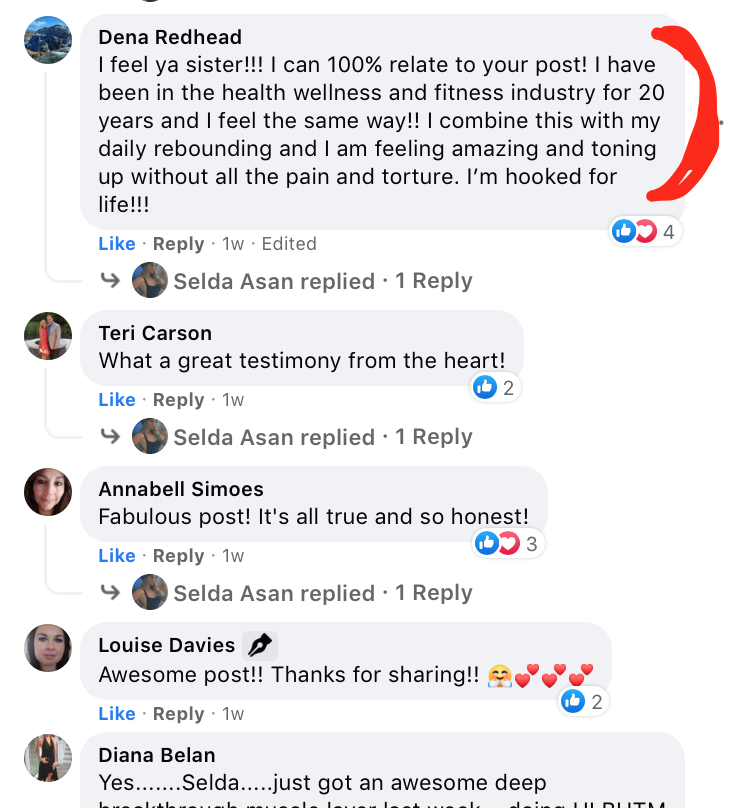 Dena and replies to Seldas cellulie success story first post.png